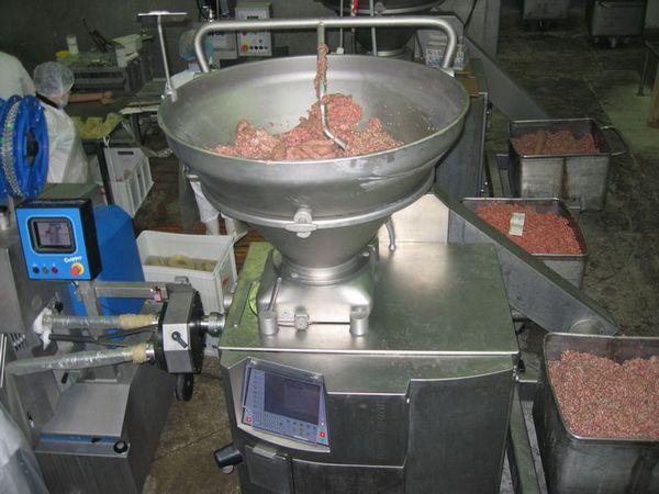 Аппарат по производству колбасы в домашних условиях